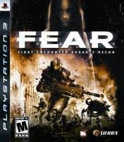 Cover F.E.A.R. - First Encounter Assault Recon