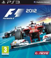 Cover F1 2012