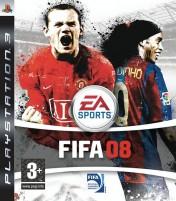 Cover FIFA 08