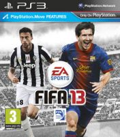 Cover FIFA 13 (PS3)
