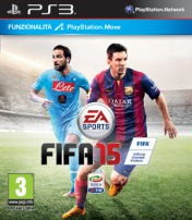 Cover FIFA 15 (PS3)