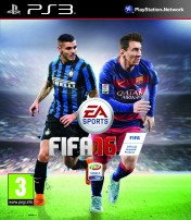 Cover FIFA 16 (PS3)