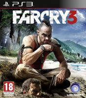 Cover Far Cry 3 (PS3)