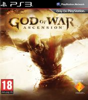 Cover God Of War: Ascension