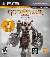 Cover God of War Saga