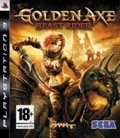 Cover Golden Axe: Beast Rider