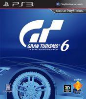 Cover Gran Turismo 6 (GT 6)