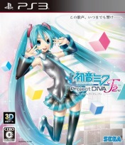 Cover Hatsune Miku: Project Diva F 2nd