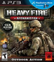 Cover Heavy Fire: Afghanistan