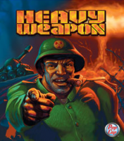 Cover Heavy Weapon: Atomic Tank