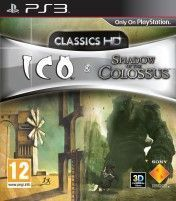 Cover ICO & Shadow of the Colossus Classics HD (PS3)