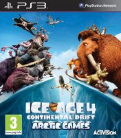 Cover Ice Age: Continental Drift - Arctic Games