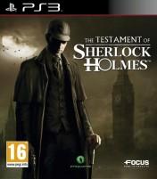 Cover Il Testamento di Sherlock Holmes