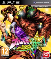 Cover JoJo's Bizarre Adventure: All Star Battle