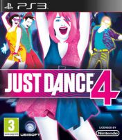 Cover Just Dance 4