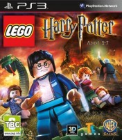 Cover LEGO Harry Potter: Anni 5-7