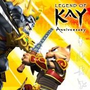 Cover Legend of Kay Anniversary