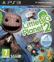 Cover LittleBigPlanet 2 (PS3)