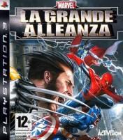 Cover Marvel: La Grande Alleanza
