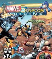 Cover Marvel vs. Capcom Origins