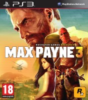 Cover Max Payne 3 (PS3)