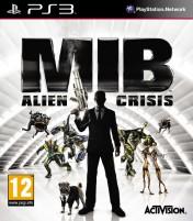 Cover Men in Black Alien Crisis