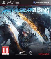 Cover Metal Gear Rising: Revengeance (PS3)