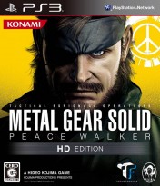Cover Metal Gear Solid: Peace Walker HD Edition