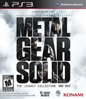 Cover Metal Gear Solid: The Legacy Collection