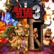 Cover Metal Slug 3 (PS3)