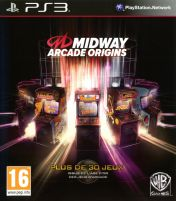 Cover Midway Arcade Origins