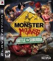 Cover Monster Madness: Battle for Suburbia