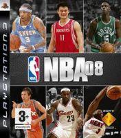 Cover NBA 08