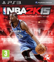 Cover NBA 2K15 (PS3)