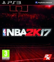 Cover NBA 2K17 (PS3)