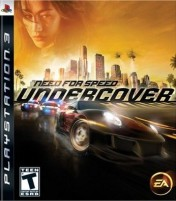 Cover Need for Speed Undercover
