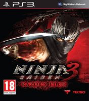 Cover Ninja Gaiden 3: Razor's Edge