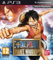 Cover One Piece: Pirate Warriors (PS3)