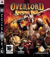 Cover Overlord: Raising Hell
