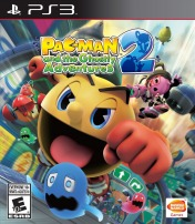 Cover Pac-Man and the Ghostly Adventures 2 (PS3)