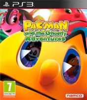 Cover Pac-Man and the Ghostly Adventures (PS3)