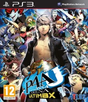 Cover Persona 4 Arena Ultimax