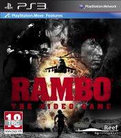 Cover Rambo: The Videogame (PS3)