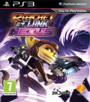 Cover Ratchet & Clank: Nexus (PS3)
