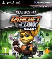 Cover Ratchet & Clank Trilogy (PS3)