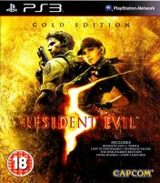 Cover Resident Evil 5: Gold Edition