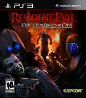 Cover Resident Evil: Operation Raccoon City (PS3)