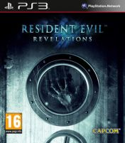 Cover Resident Evil Revelations (PS3)