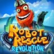 Cover Robot Rescue Revolution