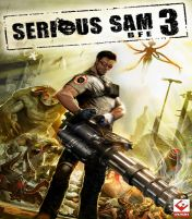 Cover Serious Sam 3: BFE (PS3)